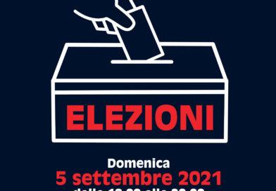 Elezioni Rionali Biennio 2021-2023